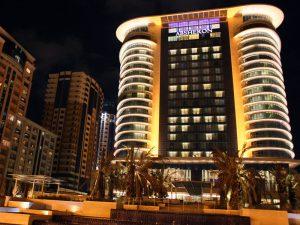 هتل جی دبلیو ماریوت ، هتل باکو