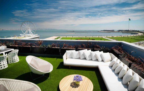 تور باکو با هتل پنج ستاره این توریست