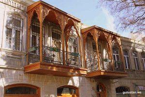 دیدنی های باکو آذربایجان