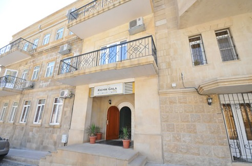 تور باکو در هتل سه ستاره کیچک ایچری شهر