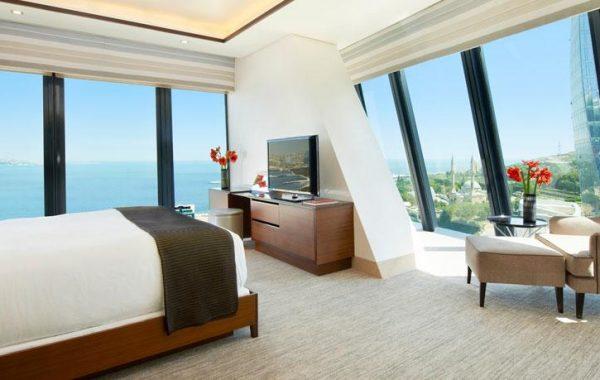تور باکو در هتل پنج ستاره تاپ فیرمونت