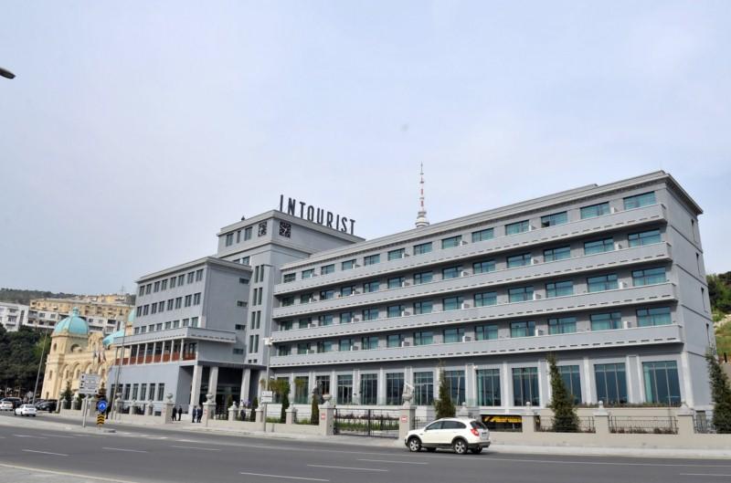 هتل این توریست باکو ، هتل باکو