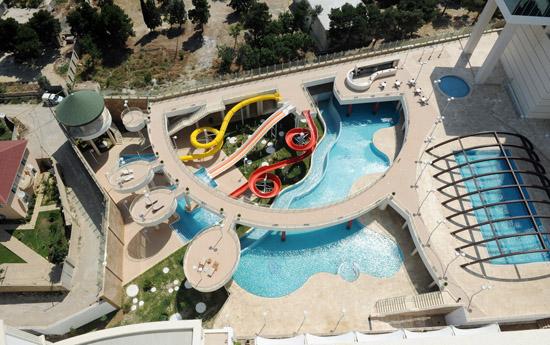تور باکو با هتل پنج ستاره تاپ بادامدار – پولمن
