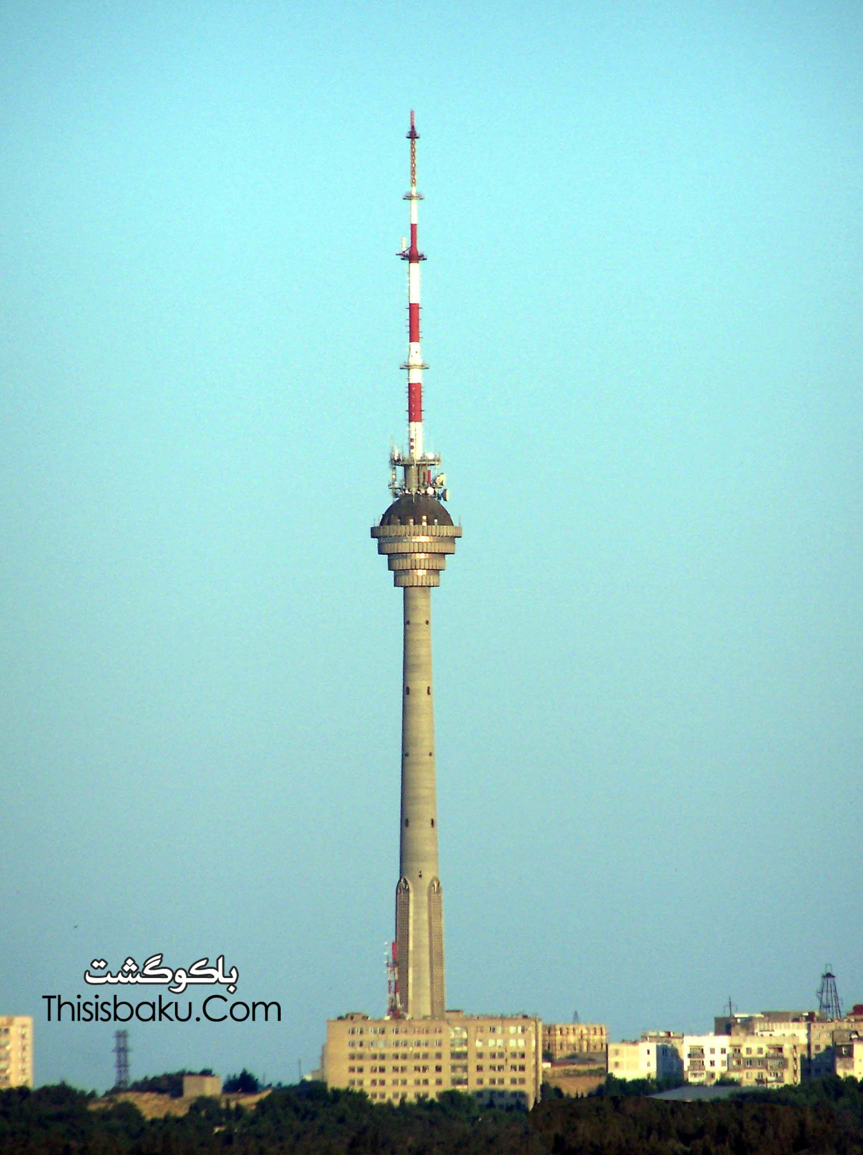 Azerbaijan-TV-tower