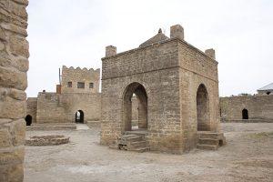 آتشگاه سورخانی - باکو