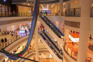 مراکز خرید باکو ، مرکز خرید پارک بلوار