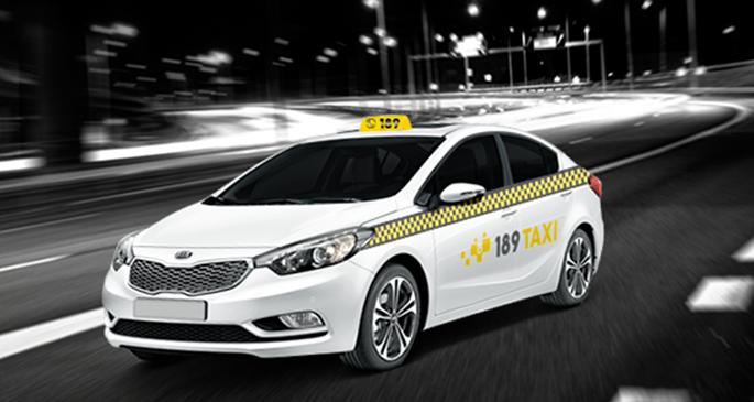 تاکسی های باکو، 189 تاکسی