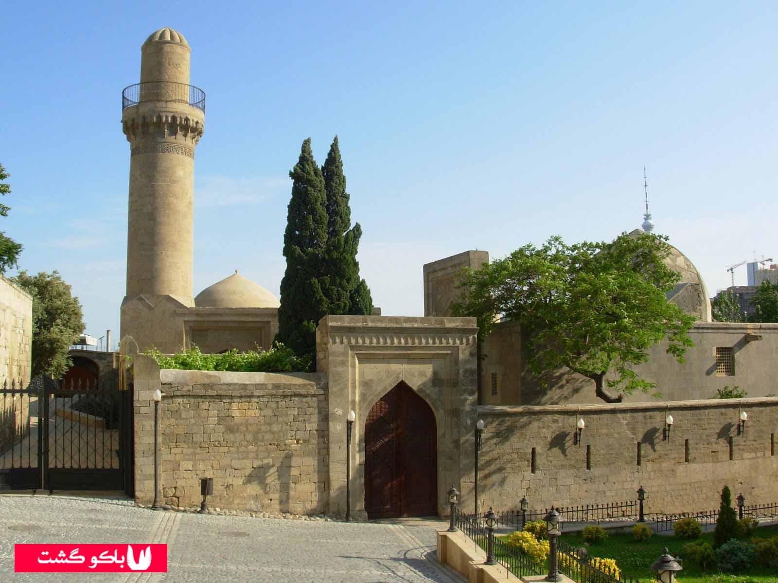 دیدنی های تاریخی آذربایجان