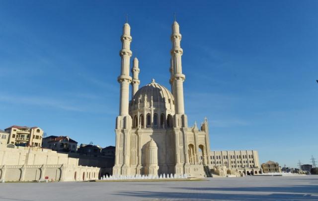 دیدنی های باکو معماری