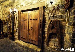 رستوران های باکو، رستوران شیروان شاه