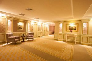 هتل باکو سفیر این