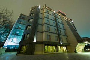 هتل باکو قفقاز پوینت