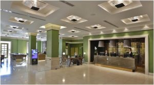 هتل حیات ریجنسی ، هتل باکو