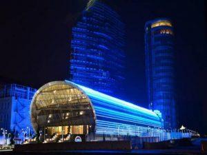 هتل قفقاز اسپورت باکو ، هتل باکو