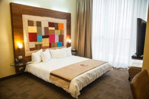 هتل لندمارک باکو ، هتل باکو