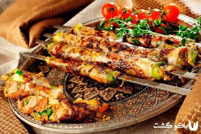 تور باکو در تابستان 96 - غذاهای باکو