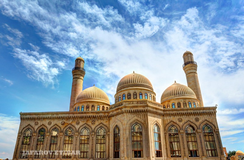 راهنمای سفر به باکو