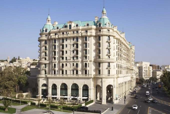 هتل فور سیزنس - هتل باکو