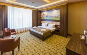 هتل رنسانس باکو - تور باکو