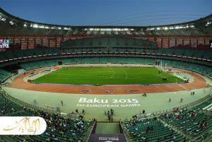 ورزشگاه المپیک باکو، میزبان فینال لیگ اروپا 2019