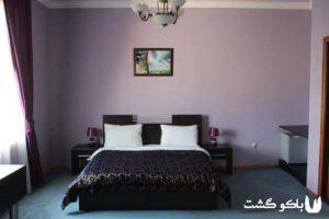 هتل های باکو، هتل قیز قالاسی باکو