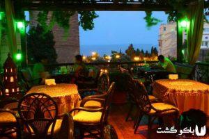 هتل های باکو، هتل میوزیم این باکو