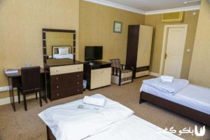 هتل های باکو، هتل الد باکو