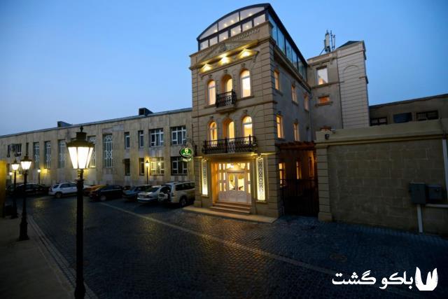 هتل های باکو ، هتل الد استریت باکو