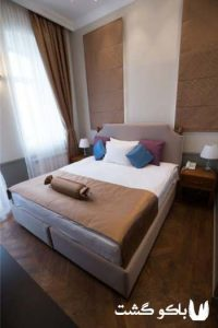 هتل های باکو، هتل سون روم باکو