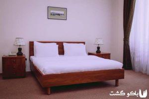 هتل باکو ، هتل آزکوت باکو ، رزرو هتل آزکوت باکو