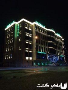 هتل های باکو ، هتل امرالد
