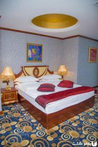هتل های باکو ، هتل گلدن کاست