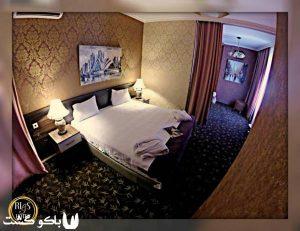 هتل های باکو ، هتل ریگز