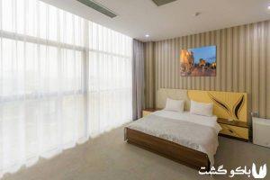 هتل های باکو ، هتل ریوا