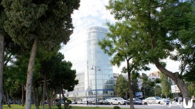 هتل های باکو ، هتل آپارتمان استی بریج