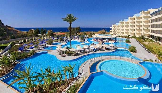 سیر تا پیاز هتل ، هتل های باکو