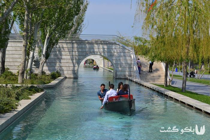 تور باکو | وینز کوچک در باکو