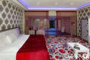 هتل باکو ، هتل گلدن فالکون ، تور باکو