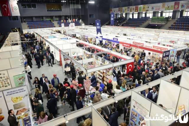 نمایشگاه بین المللی کتاب باکو