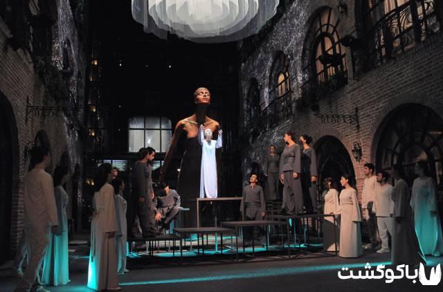 جشنواره شعر و معنویت عمادالدین نسیمی در باکو