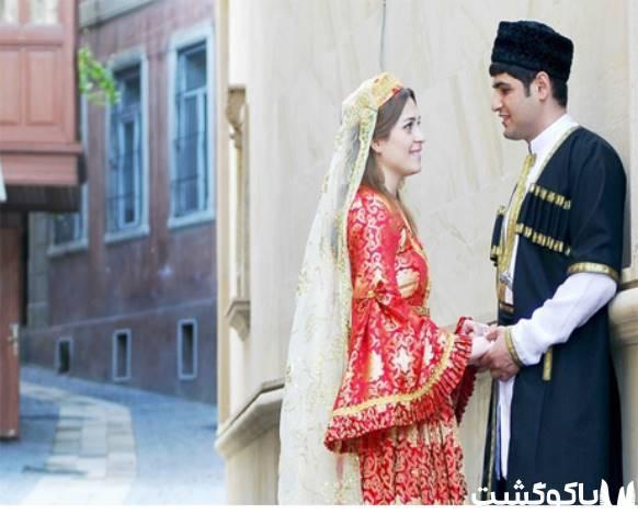 لباس محلی کشور آذربایجان