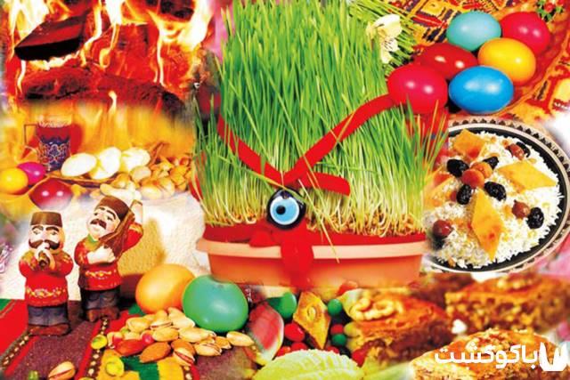 عید نوروز و بهار تور باکو 99