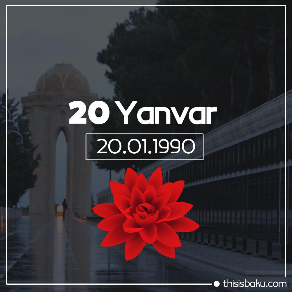 20 یانوار ، ژانویه سیاه آذربایجان