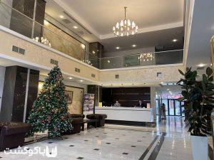 هتل باکو ، هتل دیاموند باکو ، رزرو هتل دیاموند باکو