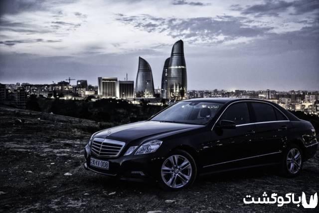 خودرو و ماشین در باکو