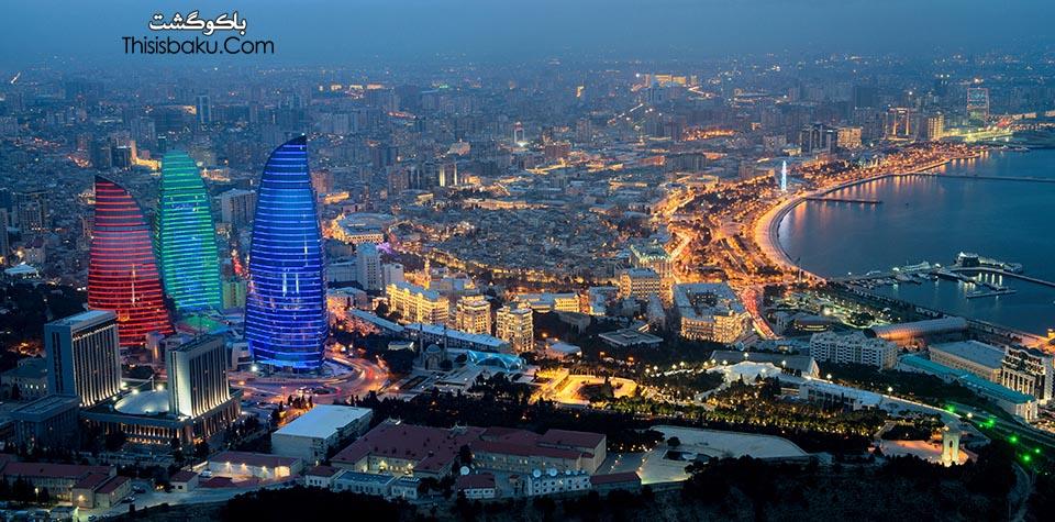 Baku-Flame-Tower-برج-های-شعله-3
