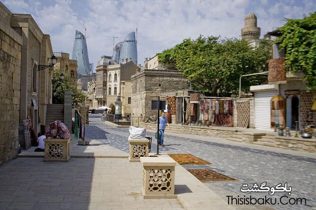 باکو ، هزینه های سفر به شهر باکو