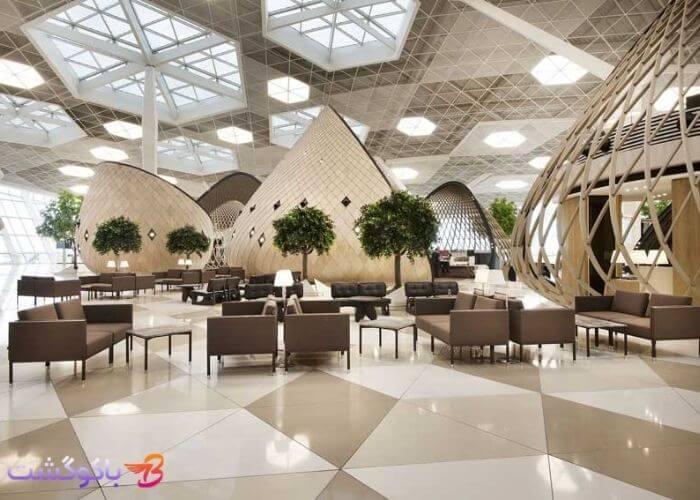 فرودگاه بین المللی حیدرعلی اف باکو