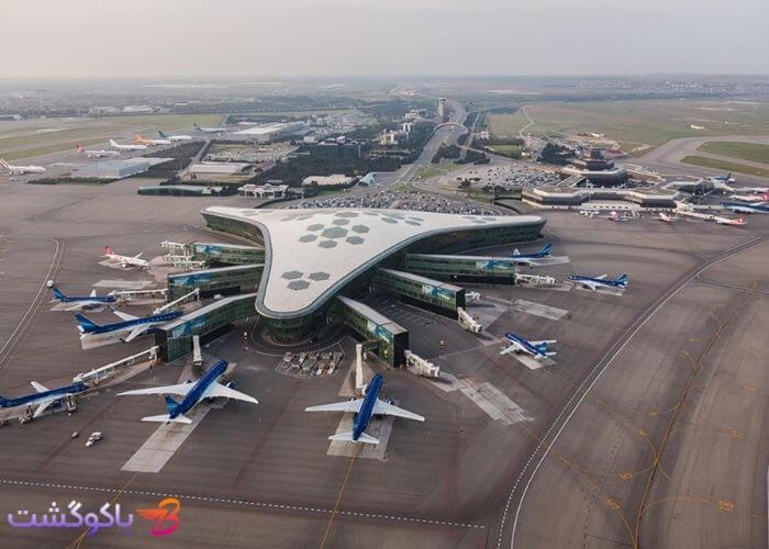 فرودگاه بین المللی حیدر علی اف باکو
