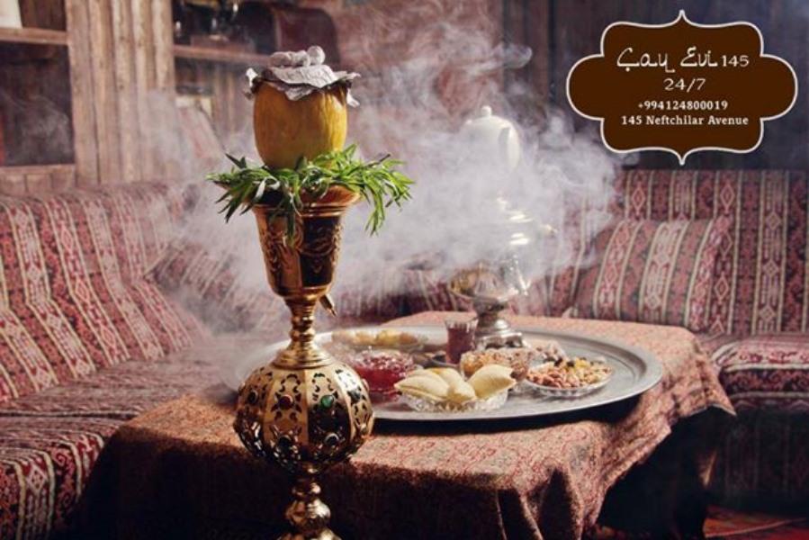چایخانه های باکو
